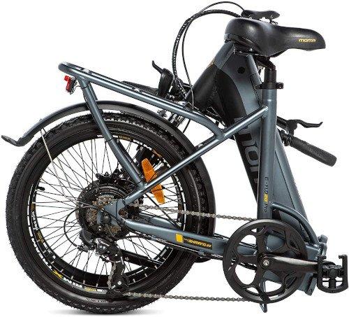 Moma Bikes Bicicleta Electrica Plegabe Ebike 20PRO plegada