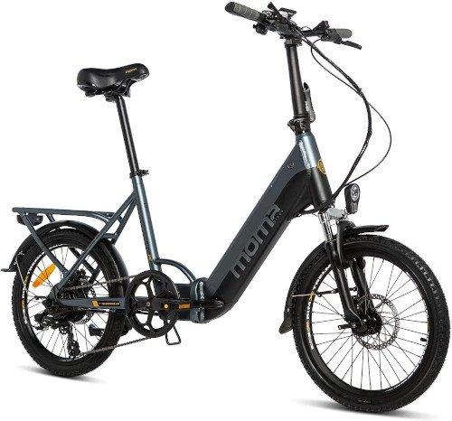 Moma Bikes Bicicleta Electrica Plegabe Ebike 20PRO