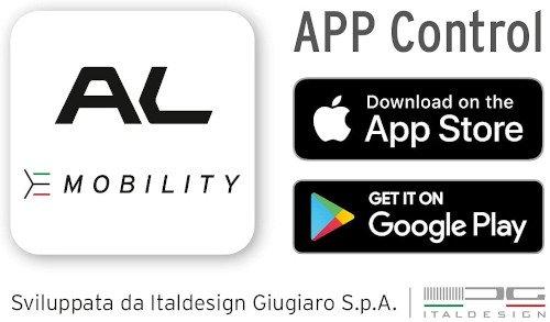 Lamborghini AL1 app