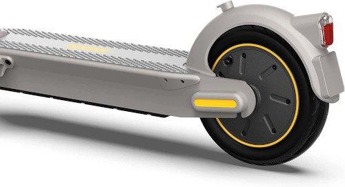 Ninebot KickScooter MAX G30LE II rueda trasera