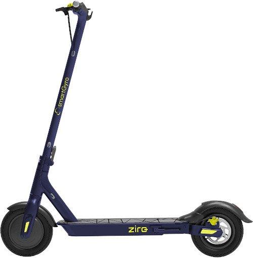 Patinete eléctrico SmartGyro Ziro: el nuevo patinete equilibrado para la ciudad