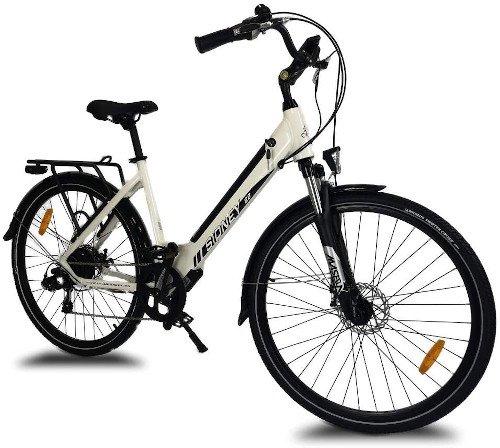 URBANBIKER Bicicleta Eléctrica Sidney lado