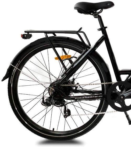 URBANBIKER Bicicleta Eléctrica Sidney rueda de atras
