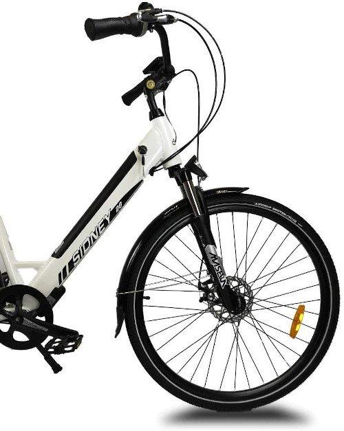 URBANBIKER Bicicleta Eléctrica Sidney rueda delantera
