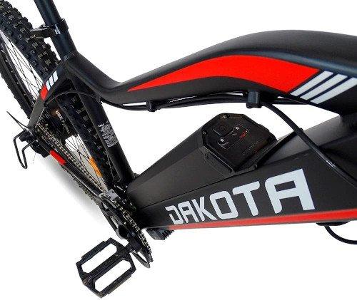 URBANBIKER - Bicicleta eléctrica de montaña Dakota bateria