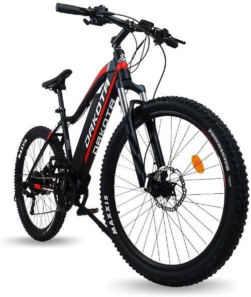 URBANBIKER - Bicicleta eléctrica de montaña Dakota de lado