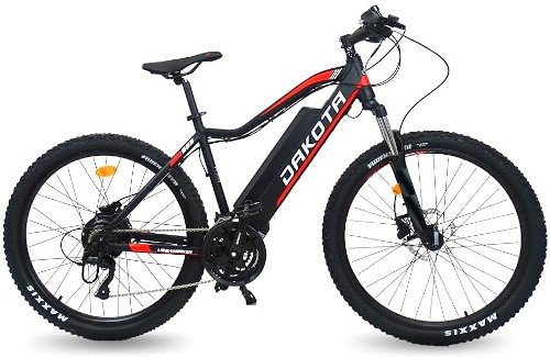 URBANBIKER - Bicicleta eléctrica de montaña Dakota