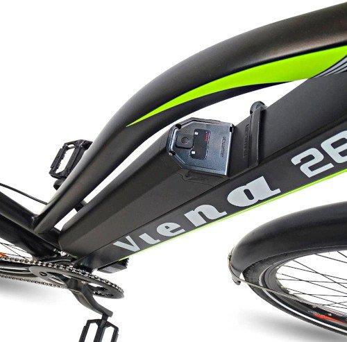 URBANBIKER Viena Bicicleta Trecking eléctrica bateria