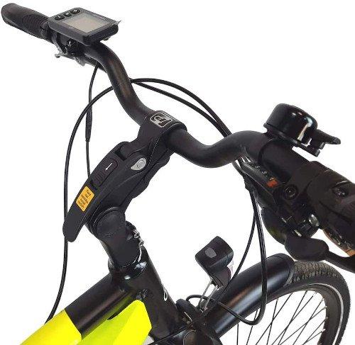 URBANBIKER Viena Bicicleta Trecking eléctrica manillar