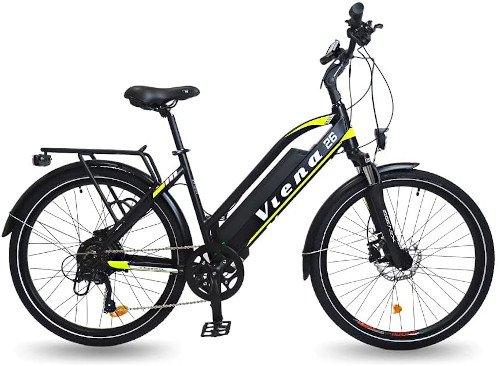 URBANBIKER Viena Bicicleta Trecking eléctrica