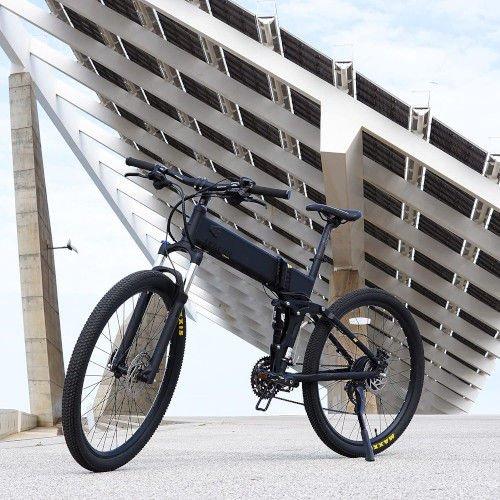 Legend EBIKES ETNA   Bicicleta eléctrica de montaña Plegable portada